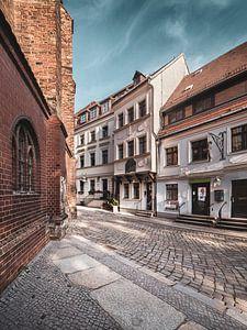 Berlin Nikolaiviertel sur Sven Hilscher