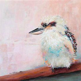 Kookaburra van Carmen de Bruijn