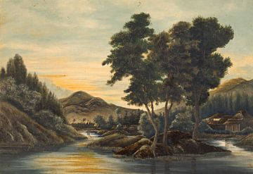 Tokugawa Yoshinobu~Landschaft