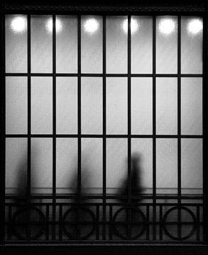 Silhouet I sur Rob van der Pijll