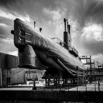 Onderzeeboot Tonijn, Den Helder