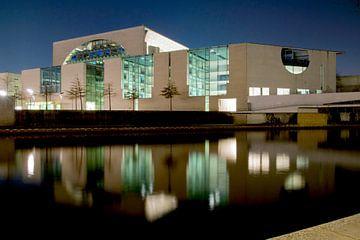 Paul-Loebe-Building in Berlin van Silva Wischeropp