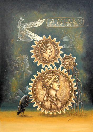 Cleopatra van Larysa Golik