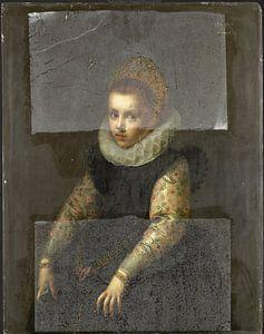Een zuster van Catharina Fourmenois, Gortzius Geldorp