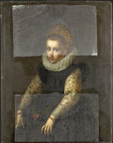Een zuster van Catharina Fourmenois, Gortzius Geldorp van Meesterlijcke Meesters