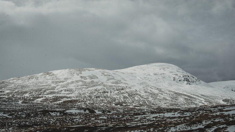 Meer sneeuw op komst van Paulien van der Werf