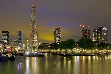 Hafen Rotterdam von Patrick Lohmüller
