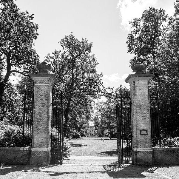 Park vreugd en Rust Voorburg van Barbara Koppe