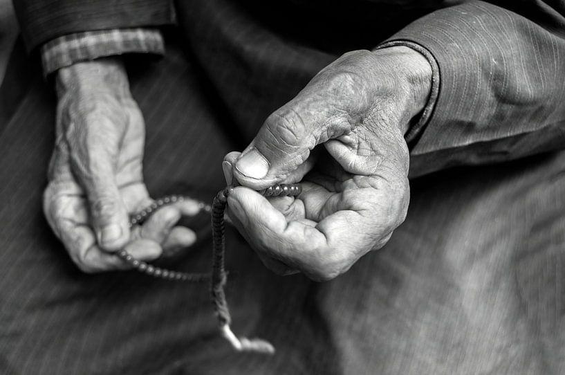 In gebed... van Affect Fotografie