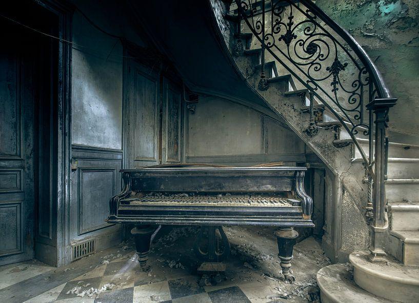 Das piano von Olivier Photography