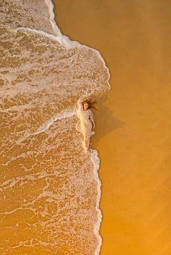 De zee, Mike Darzi van 1x