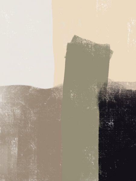 Modern Abstract -arena van YOPIE illustraties
