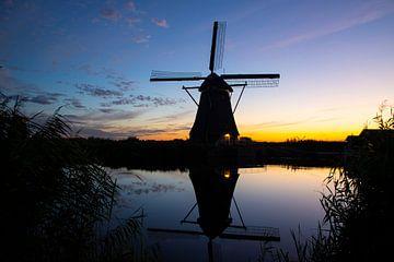 De Molens van Kinderdijk, Nederland van Gert Hilbink