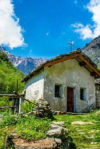 Kerkje in Italië