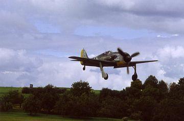 FW 190 sur Joachim Serger