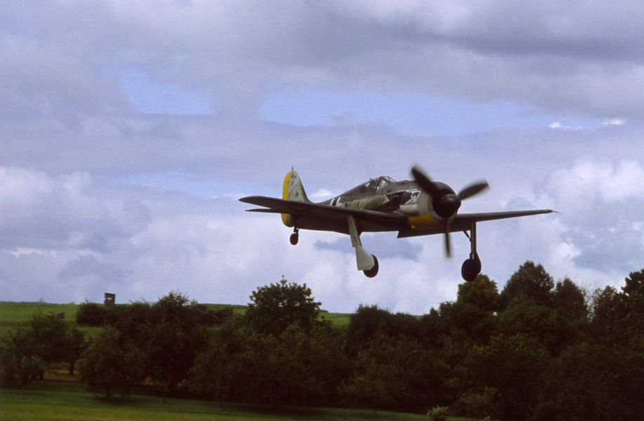 FW 190 van Joachim Serger