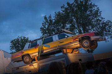 Dicky's limo van Freddy Hoevers