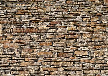 Amerikaanse steenwand van Stefan Böhme