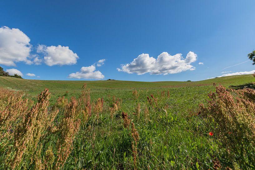 tolle Wolken am Groß Zicker, Halbinsel Mönchgut von GH Foto & Artdesign