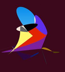 Trame Color van Karl-Heinz Lüpke