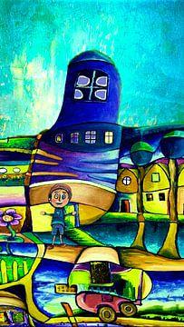 Aus Hannah`s  kleiner Welt von Gertrud Scheffler