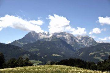 Berchtesgadener Alpen - Hochkönig van Christine Nöhmeier