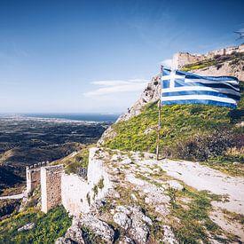 Akrokorinth (Peloponnes, Griechenland) von Alexander Voss
