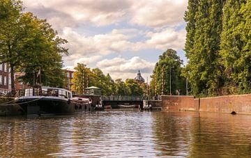 De A in Groningen von Marga Vroom