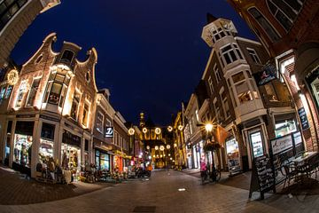 Langestraat van Peter Heins