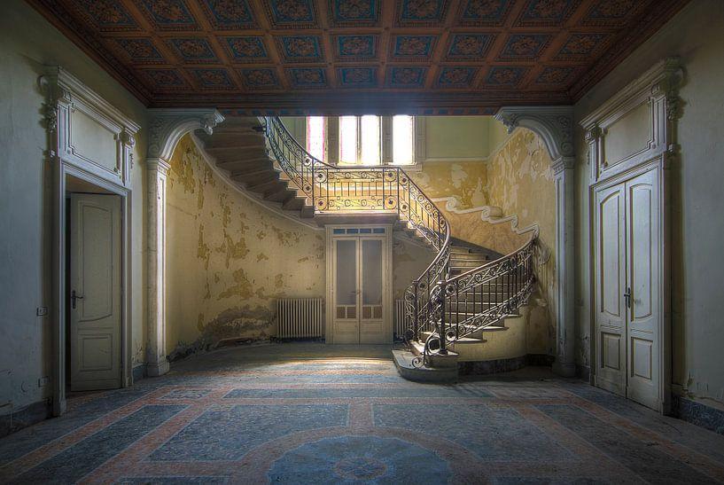 Die Treppe von Truus Nijland