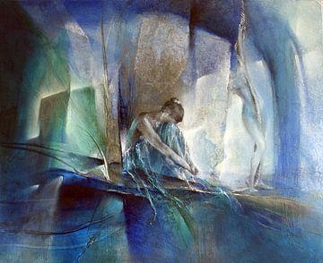 in the blue room van Annette Schmucker