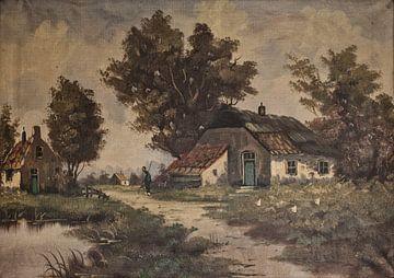 Alte Malerei von Sran Vld Fotografie