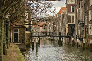 Pottenkade Dordrecht van Ilse de Deugd