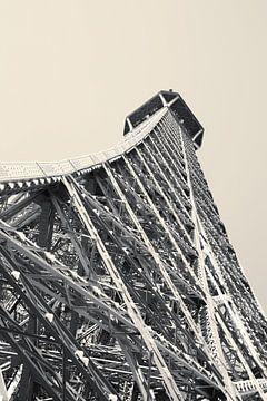 Eiffeltoren von Nathalie van der Klei