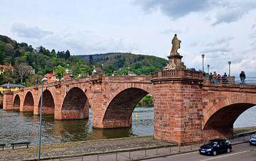 alte Brücke2 van Edgar Schermaul