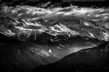 Val d'Anniviers (Val d'Anniviers) von Yann Mottaz Photography