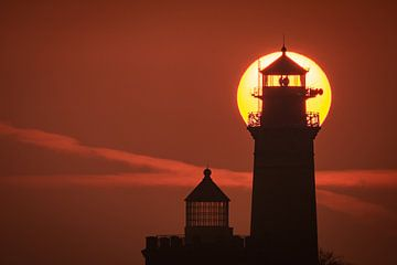 Leuchttürme am Kap Arkona von Martin Wasilewski