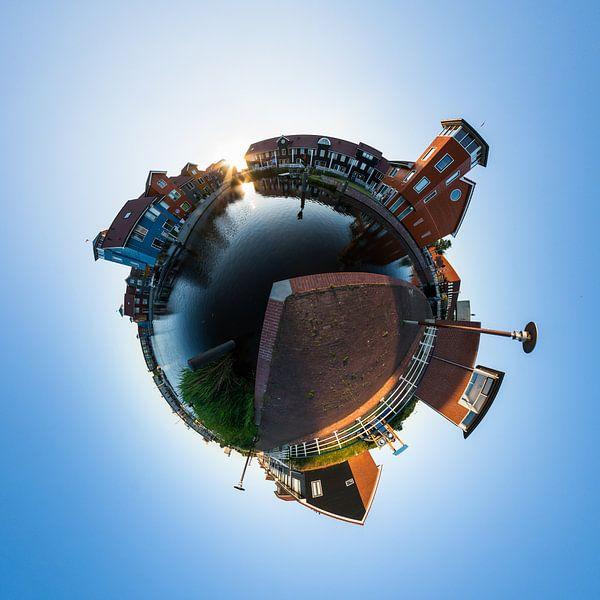 Planet Reitdiephaven van Frenk Volt