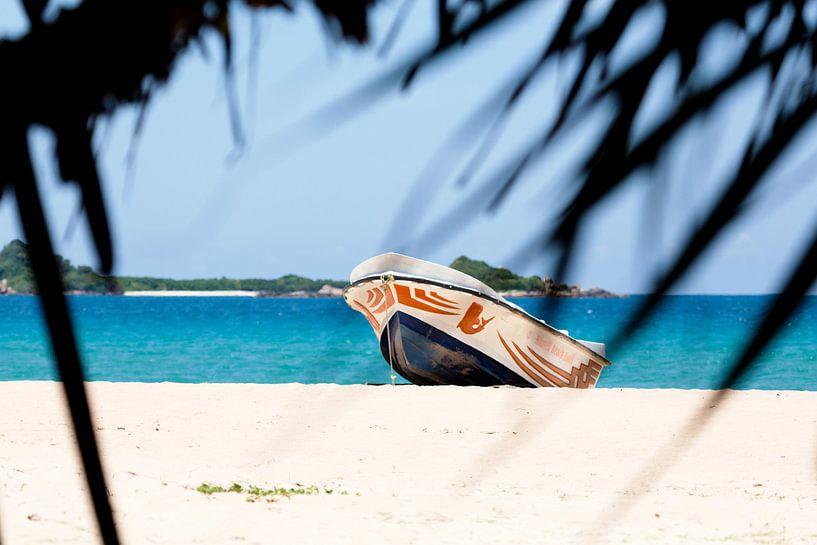 Sri Lanka Beach van Gijs de Kruijf