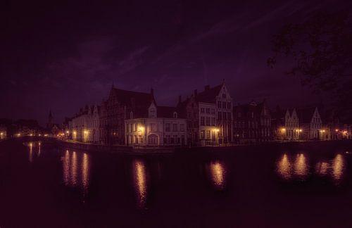 Brugge - Spiegelrei van Jurgen Maassen