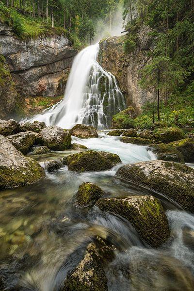 Gollinger Wasserfall Österreich von Michael Valjak