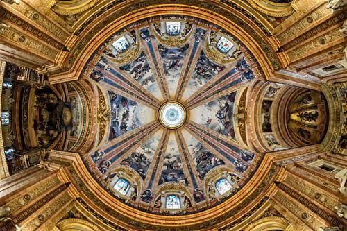 A dome van Peter Bijsterveld