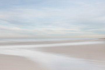 Zen an den pastellfarbenen Strand von Ingrid Van Damme fotografie