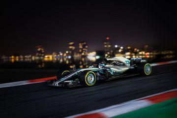Valtteri Bottas - F1 Mercedes AMG Petronas Formula One Team sur Kevin Baarda