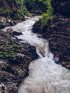 Gorge de Vintgar (Slovénie) sur Alexander Voss