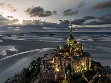 Mont Saint-Michel van Mario Calma