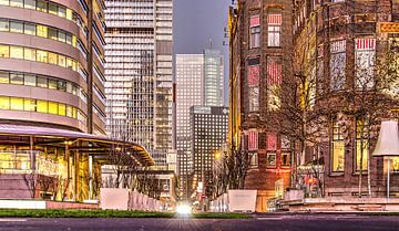 Rotterdam - New York van Frans Blok