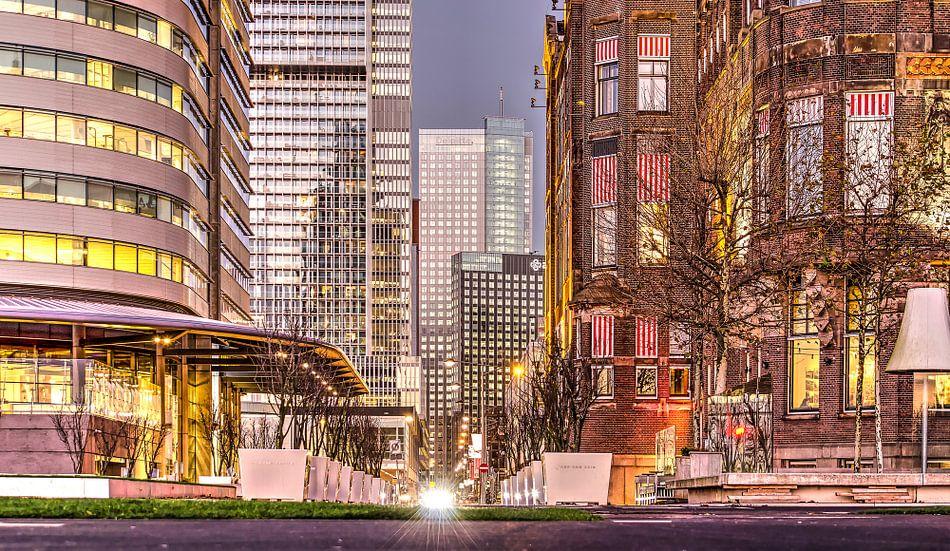 Rotterdam - New York