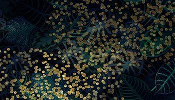 Glühwürmchen von christine b-b müller