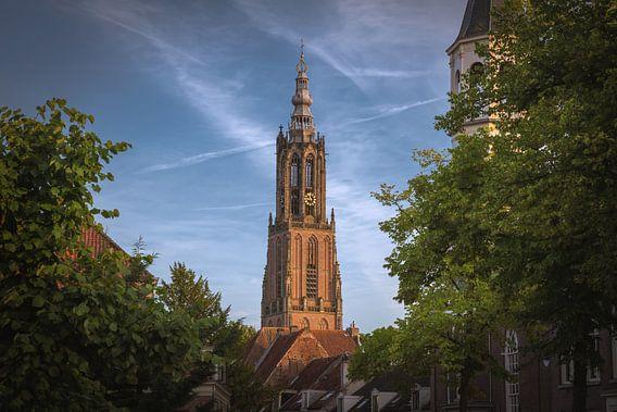 Lange Jan Amersfoort sur Albert Dros